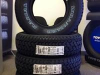 4 Goodyear wranglers 2357515 235 75 15  $399 for 4