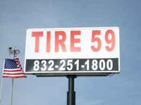 TIRE 59 5822 SOUTHWEST FWY HOUSTON, TX 77057   BUSINESS