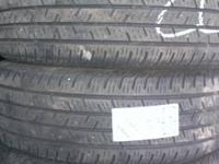 WE HAVE A SET OF 4 GOOD USED 235/65R17 CONTINENTAL