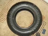 I have (2) two a pair of Continental Contrac 235/70 r16