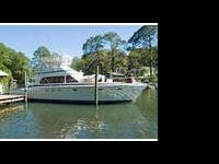 The Hi-Star 52 is a top of the line sportfisherman with