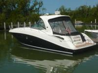 2009 Sea Ray 350 SUNDANCER This boat is now the 370