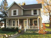 1890's constructed farm residence with lots of