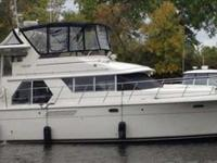 1998 Carver 445 AFT CABIN MY Just listed for sale, this