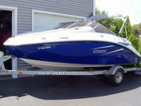 This 18? Sea Doo 180 Challenger 2010 is located in