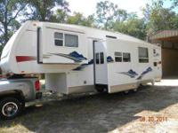 2007 Jayco Eagle 36' 5th Wheel fo sale!! This unit is