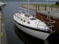 1982 Endeavour 32. Price just reduced $5000 to $24000.