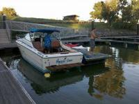 Please call owner Richard at . Boat is in Tracy,