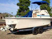 Please call owner John at . Boat is in Whittier,