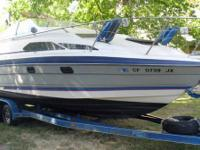 Please call owner William at . Boat is in Rancho