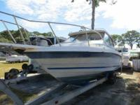 Please call owner Steve at . Boat is in Tarpon Springs,