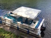 Please call owner David at  or . Boat is on Lake