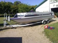 Please call boat owner Dallas at . For sale is a 1994