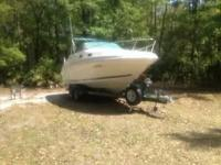 Please call owner Charles at . Boat is in