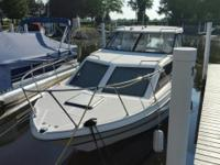 Please call owner PAUL at . Boat is in HOWELL,