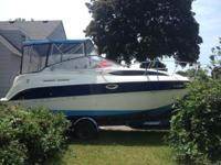Kindly contact boat owner Mike at . Boat is mint. Low