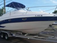Please call owner YADIER at  or Dania at . Boat is in