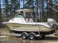 BOAT PROPRIETOR. NOTES for 2005 SEASWIRL Striper