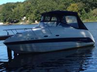 Please call owner Denny at . Boat is in Canandaigua,