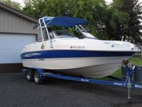 Please call owner Ronald at . Boat is in Spokane