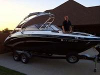 Please call boat owner Christi at . Boat is in Dallas,