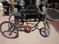 i have a 3 wheeler bike that i ride everyday 24'' with