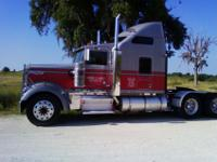 TRUCK - 2001 Kenworth 900L - ISX 600 HP Cummins, 10