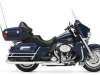 bFLHTC Ultra Classic w/ANTI-LOCK BRAKING SYSTEM and