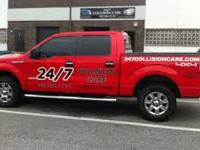 Welcome To 24/7 Collision Care & Truck Shop If you are