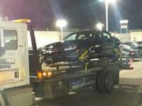 Rollback tow service. Fast service to Interstate 80 and