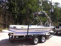 I'm selling my 2006 correct craft nautique in excellent