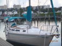 1984 30' CATALINA C30 MARK 1. Price reduced for quick