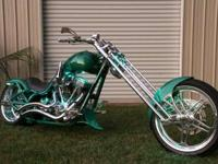 Here is my 2004 Bourget Python Chopper. Built by Roger