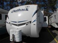2012 KEYSTONE OUTBACK 298RE, , 2012 keystone outback