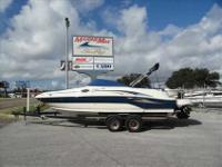 2004 Sea Ray 240 SUNDECK 2004 Sea Ray 240 Sundeck