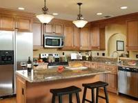 GREAT PRICES ON ALL WOOD CABINETS. GRANITE COUNTERTOPS