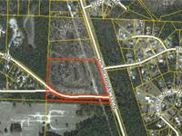 24 acres prime development land in DeFuniak Springs