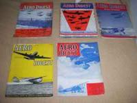 24 Aero Digest 1920's and 1930's Sold as a Lot. As are
