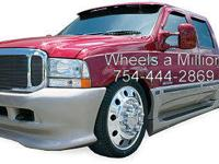 24's Dually Rims You are buying a complete set of