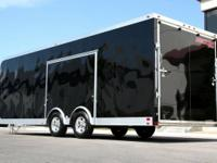 BECKER CUSTOM TRAILERS. Check out Our Website