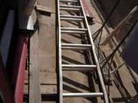 24' extension ladder. asking $150 OBO.  Location: