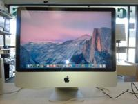"24"" Apple iMac A1225 (Early 2009) Intel Core 2 Duo"