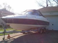 Call Boat owner Pamela . Description: Very Nice 23 foot