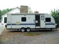 I am selling a 24' light camper by Terry, the camper
