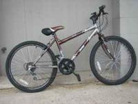 "Jeep Comanche 24"" Boy's Mountain Bike Front & Rear"