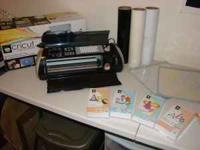 "I have a black 24"" Cricut Expression for sale in"
