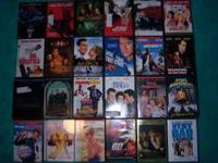 24 DVD's in Perfect Working Condition !They are as