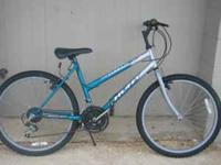 "Huffy Ultra Terrain Extreme 24"" Girl's Mountain Bike 18"