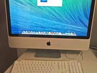 I'm selling an iMAC with a 750 GB hard drive, 4 GB of