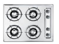 The ZTL033 is a 24 inch wide cooktop made in the USA.